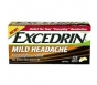 Excedrin Mild Headache Pain Reliever-125ct