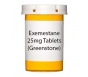Exemestane 25mg Tablets (Greenstone)