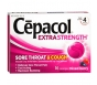 Cepacol Sore Throat & Cough Relief Lozenges, Mixed Berry- 16ct