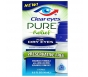 Clear Eyes Pure Relief Eye Drops For Dry Eyes - 0.34 fl oz