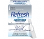 Refresh Optive Advanced Lubricant Eye Drops Single Use Containers - 30ct