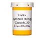 Ezallor Sprinkle 40mg Capsule, 30 Count Bottle