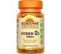 Sundown Naturals Vitamin D 5000 IU Softgels 150ct