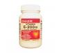 Major Vitamin E 200 IU Softgels 100ct