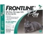 Frontline Plus for Cats - 3 Month Pack