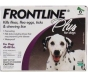 Frontline Plus for Dogs (45 - 88 lbs) - 6 Month Pack(Purple)