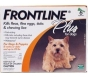 Frontline Plus for Dogs (up to 22 lbs) - 6 Month Pack(Orange)