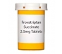 Frovatriptan Succinate 2.5mg Tablets