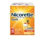 Nicorette Gum, 4mg, Fruit Chill- 100ct