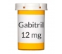 Gabitril 12mg Tablets