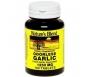 Natures Blend Odorless Garlic 1250 mg Tablets - 100ct