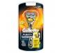Gillette Fusion ProShield Razor With FlexBall Handle and 1 Razor Refill Cartridge