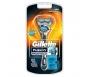 Gillette Fusion ProShield Chill Razor With FlexBall Handle and 1 Razor Refill Cartridge