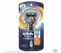 Gillette Fusion Proglide Men's Razor With Flexball Handle Technology and 2 Razor Blade Refills