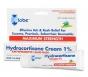 Globe Hydrocortisone 1% Cream with Aloe - 0.5 oz