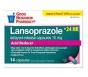GNP Lansoprazole 15mg Acid Reducer Capsules- 14ct