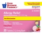 Children's Benadryl Cherry Allergy 12.5 mg Chewables - 20ct