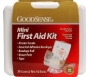 GoodSense Mini First Aid Kit