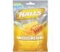 Halls Sugar Free Honey-Lemon Menthol Cough Suppressant Drops - 25ct
