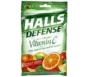 Halls Defense Supplement Drops Vitamin C Assorted Citrus 30 Drops