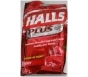 Halls Plus w/Medicine Center Vapor Action Cherry 25 Drops