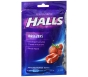 Halls Breezers Pectin Throat Drops Cool Berry 25 Drops