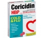 Coricidin HBP Cold & Flu Tablets - 10ct