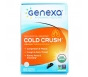 Genexa Cold Crush Chewable Tablets, 60 Ct