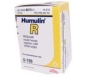 Humulin R, 100 units/ml - 3 ml Vial
