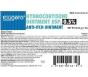 Hydrocortisone 0.5% Anti-Itch Ointment - 1 oz