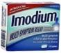 Imodium Mulit-Symptom Relief Caplets 18ct