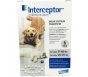 Interceptor Flavor Tabs 23mg (For Dogs 51-100lb & Cats 12.1-25lbs)  6 Month Pack