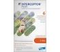 Interceptor Plus For Dogs 2-8lbs- 6 tablet pack (Orange)