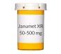 Janumet XR 50-500mg Tablets