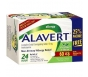 Alavert 24 Hour Allergy Relief Orally Disintegrating Tablets, Fresh Mint - 60ct