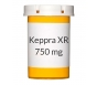 Keppra XR 750mg Tablets