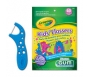 GUM® Crayola Kids Flosser, Grape- 40ct