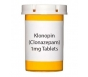 Klonopin (Clonazepam) 1mg Tablets