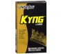 LifeStyles Kyng Premium Lubricated Latex Condoms, Large- 10ct