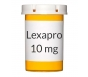 Lexapro 10mg Tablets