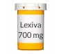 Lexiva 700mg Tablets