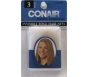 Conair® Styling Essentials Hair Nets, Light, 3pk- 3ct
