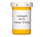 Lisinopril-HCTZ 20mg-25mg Tablets