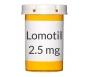 Lomotil 2.5-0.025mg Tablets