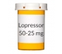 Lopressor 50-25mg Tablets***MARKET SHORTAGE*DO NOT HAVE AN EXPECTED STOCK DATE AT THIS TIME**8/14