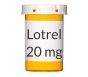 Lotrel 10-20mg Capsules