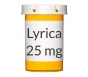 Lyrica (Pregabalin) 25mg Capsules