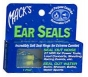 Macks Ear Seals Dual Purpose Earplugs 1 Pair (NRR27)