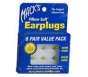 Macks Pillow Soft Earplugs White  6 PR