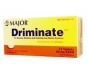 Driminate 50mg Tablets - 12ct (Generic for Dramamine Motion Sickness )
